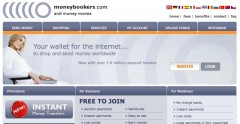 Moneybookers Worldwide版